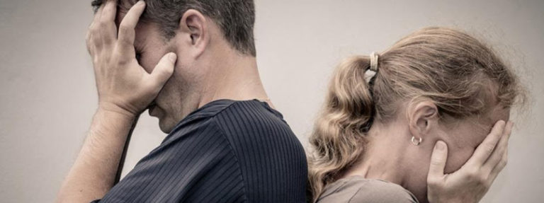 Восстановление от травм развода. Последствия развода.